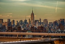New York en HDR
