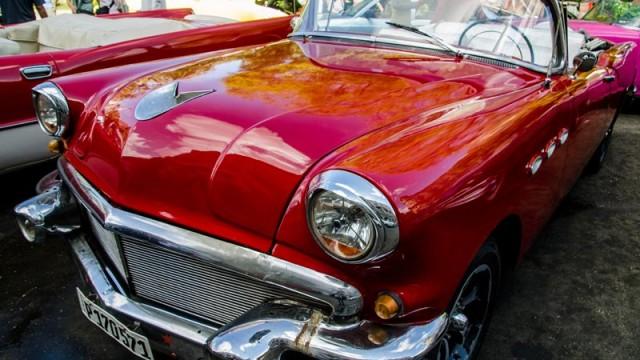 Los carros de La Habana